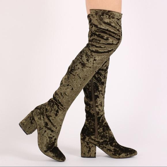 f34bc2f63a1 Public Desire Thigh High Boots
